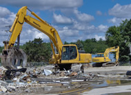 The Cleanest Demolition Company in NH